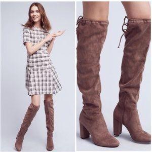 Anthro x Faryl Robin Sofia Over-The-Knee Boots